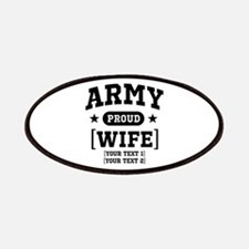 Army Wife/Aunt/Uncle Patches