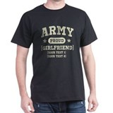 Custom military Dark T-Shirt