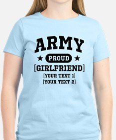 Army grandma/grandpa/girlfriend/in-laws T-Shirt
