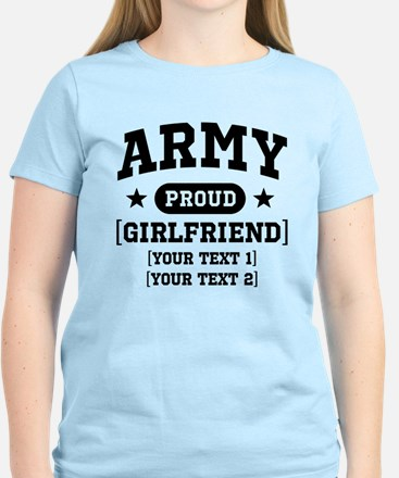 Army grandma/grandpa/girlfriend/in-laws Women's Li