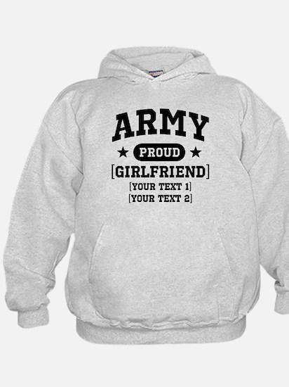 Army grandma/grandpa/girlfriend/in-laws Hoodie