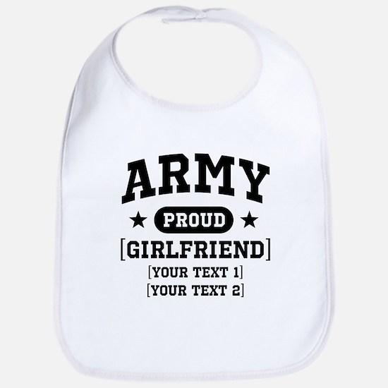 Army grandma/grandpa/girlfriend/in-laws Bib