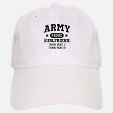 Army grandma/grandpa/girlfriend/in-laws Baseball Baseball Cap