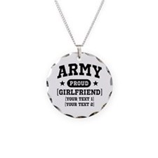 Army grandma/grandpa/girlfriend/in-laws Necklace