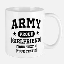 Army grandma/grandpa/girlfriend/in-laws Mug