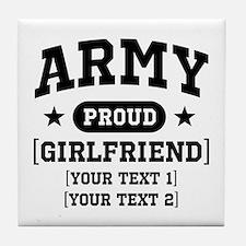 Army grandma/grandpa/girlfriend/in-laws Tile Coast