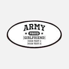 Army grandma/grandpa/girlfriend/in-laws Patches