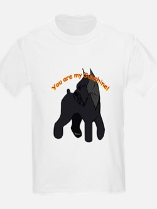 giant schnauzer, schnauzer T-Shirt