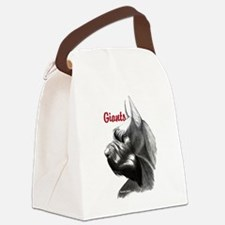 giant schnauzer Canvas Lunch Bag