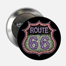 """The Monster Road -col 2.25"""" Button"""