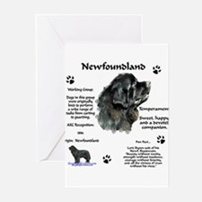Newf1shirt Greeting Cards