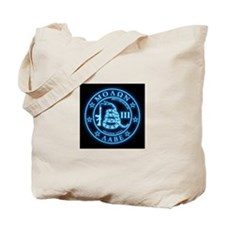 Come and Take It (Blueglow) Tote Bag
