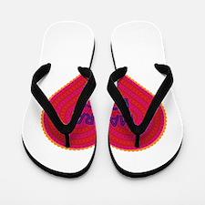 Maura Loves Me Flip Flops