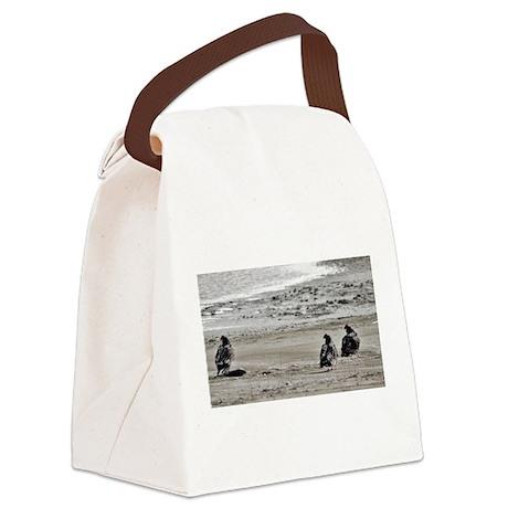 Vultures Canvas Lunch Bag