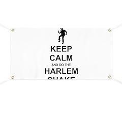 Harlem Shake T-shirt Banner