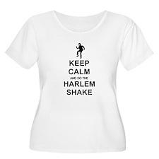 Harlem Shake T-shirt Plus Size T-Shirt