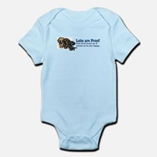 Labs are Proof Infant Bodysuit