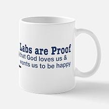 Labs are Proof Mug