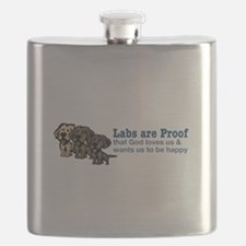 Labs are Proof Flask