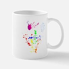 Colorful Splatter Small Small Mug
