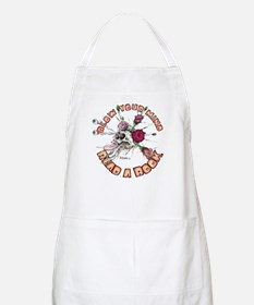 Blow Your Mind Read A Book Apron