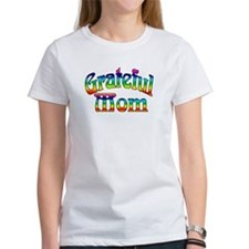 'Grateful Mom' Tee T-Shirt
