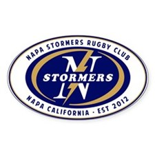 Stormer Oval Decal