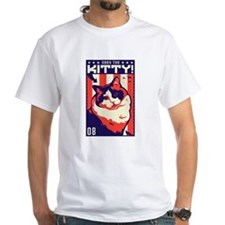 Obey the KITTY! USA Ragdoll T-Shirt