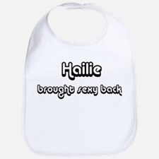 Sexy: Hailie Bib