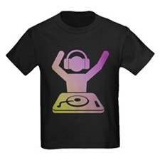 Colorful DJ T-Shirt