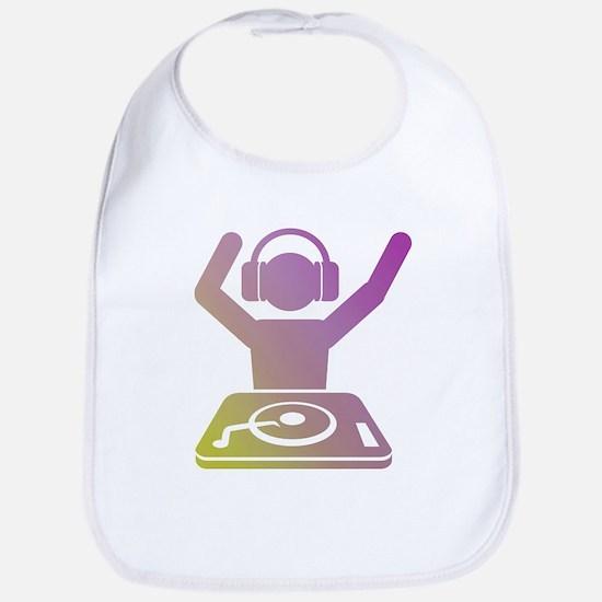 Colorful DJ Bib