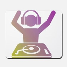 Colorful DJ Mousepad