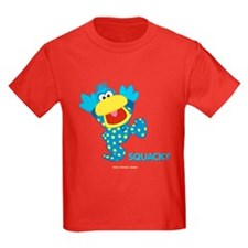 Squacky Kid's Dark T-Shirt