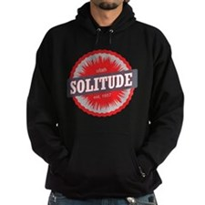 Solitude Ski Resort Utah Red Hoodie