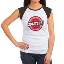 Solitude Ski Resort Utah Red T-Shirt