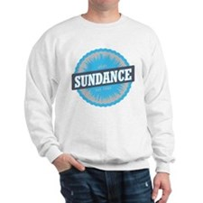 Sundance Ski Resort Utah Sky Blue Sweatshirt