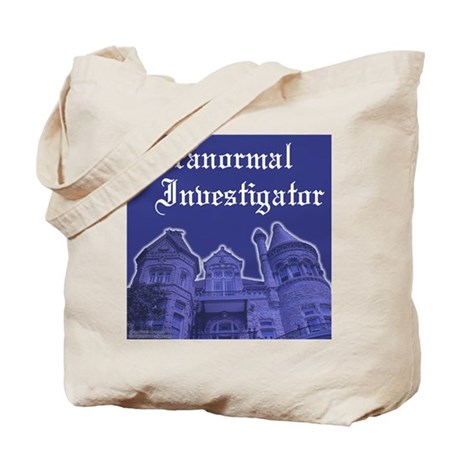 Haunted Mansion PI Tote Bag