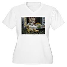 Pot Holder Bedroom Plus Size T-Shirt
