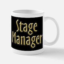 I Love Actors/Stage Manager Intimidator Mug