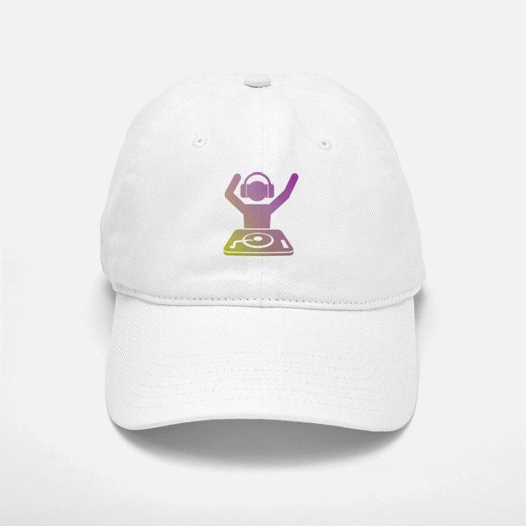 Colorful DJ Baseball Baseball Baseball Cap