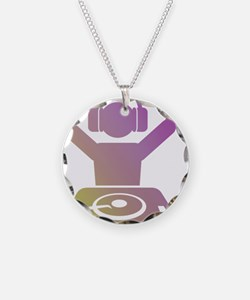 Colorful DJ Necklace