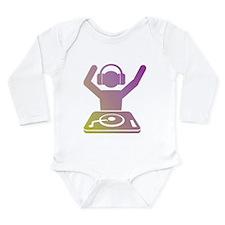 Colorful DJ Body Suit