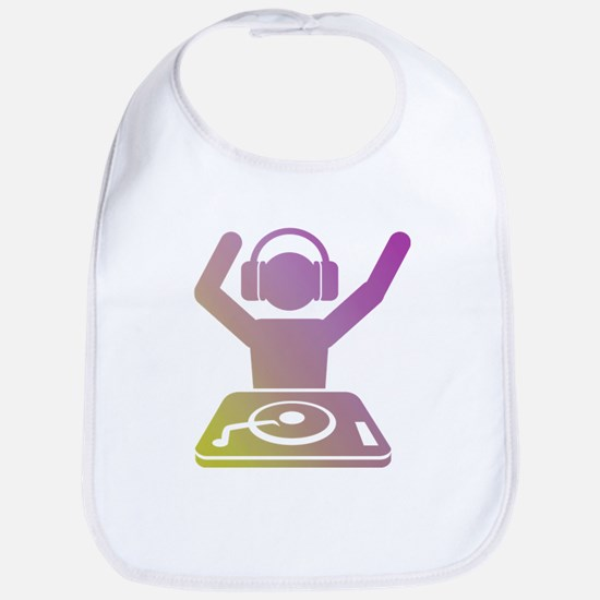 Colorful DJ Bib