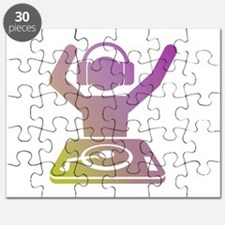 Colorful DJ Puzzle