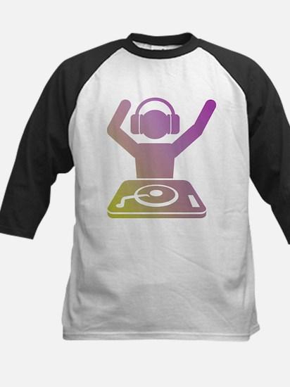 Colorful DJ Baseball Jersey