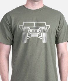 Hummer/Humvee illustration T-Shirt