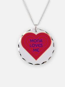 Mona Loves Me Necklace