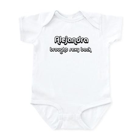 Sexy: Alejandra Infant Bodysuit