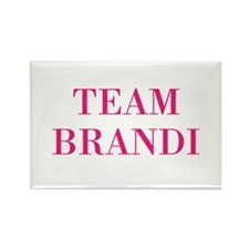 Team Brandi RHOBH Rectangle Magnet