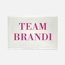 Team Brandi RHOBH Rectangle Magnet